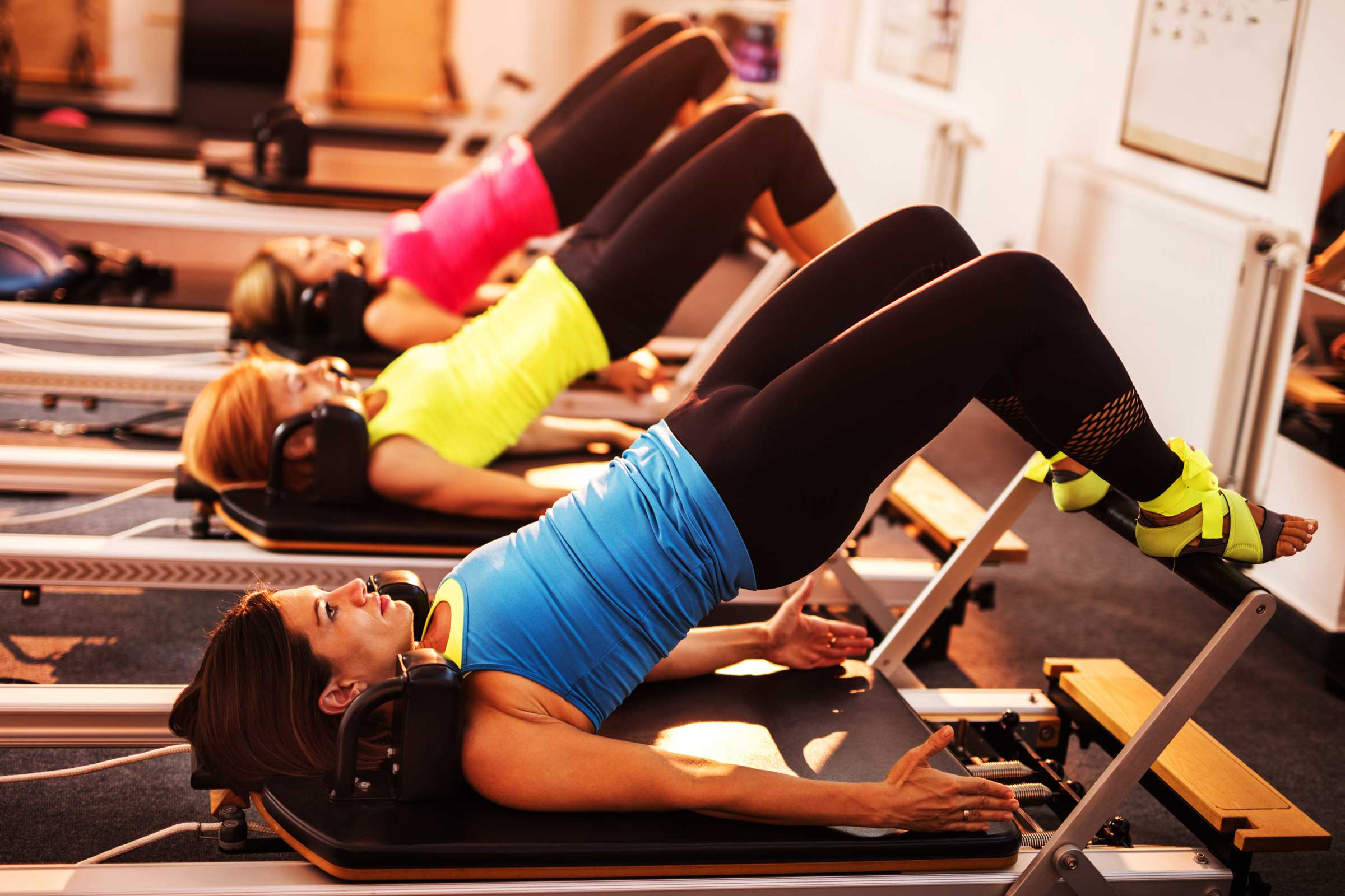 The Movement Company Invermere - Pilates reformer