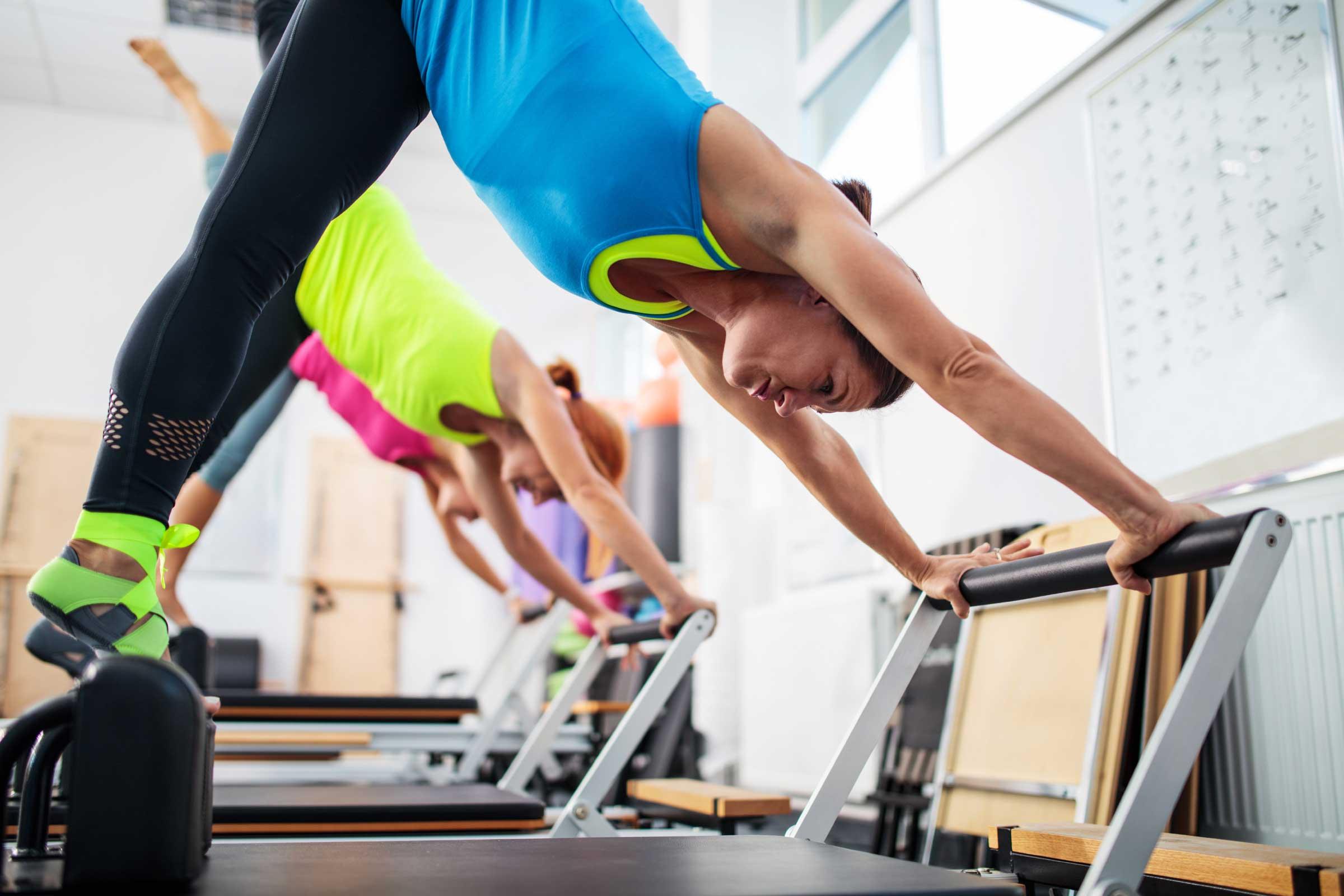 The Movement Company Invermere - Pilates reformer