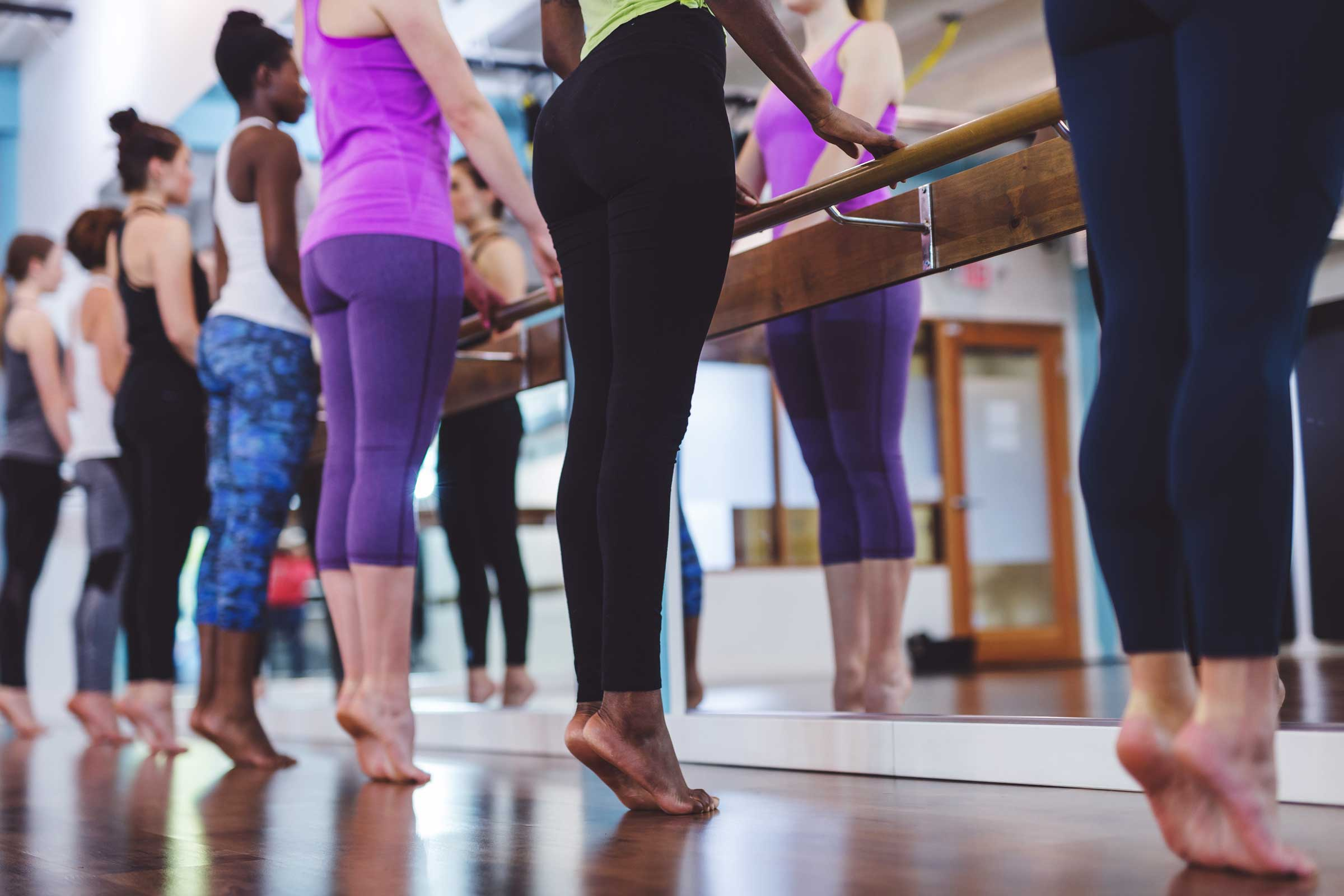 The Movement Company Invermere BC - Pilates on the Barre